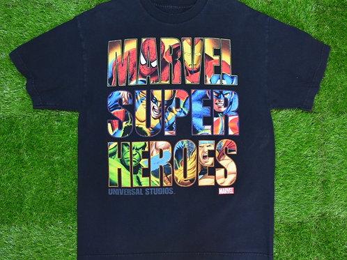 Marvel, Universal Studios Tee
