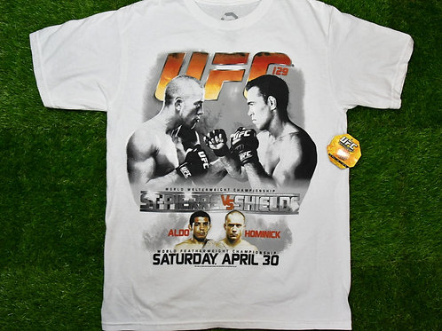 UFC 129 Tee, Featuring GSP - DS