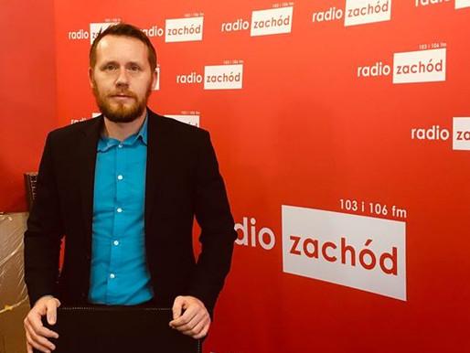 Mecenas Przemysław Sztejna w mediach