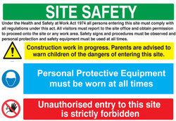 A0 SITE SAFETY