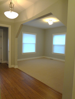 Living Room or Reception Area