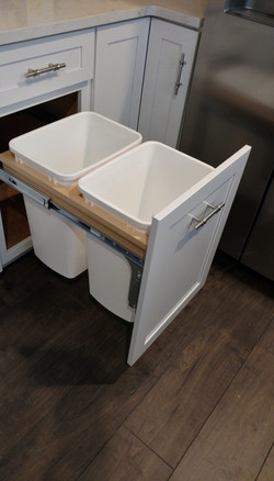 Pull-Out Trash Cans