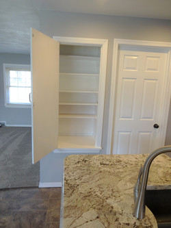 Built-In Wall Cabinet