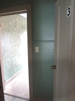 2nd Floor Studio Apt.