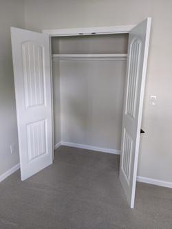 1st Floor Bedroom Closet