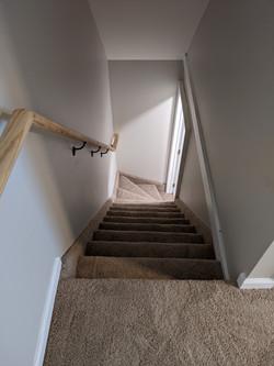 Third Floor Stairway