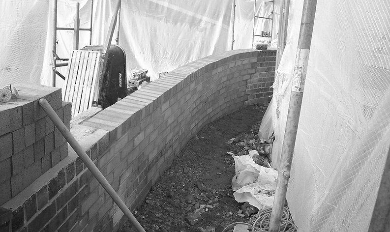Williamsport, PA Wall Repair
