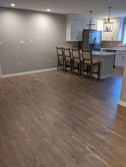 Open Concept Kitchen/Living Room