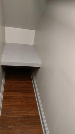 Bedroom Closet Shelf