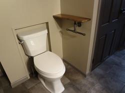Custom Toilet Paper Holder