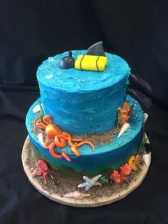 Scuba Cake.JPG