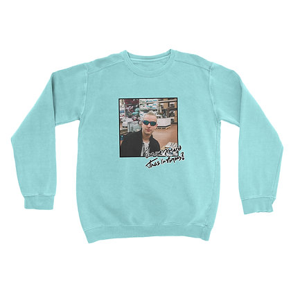 Famous Sweatshirt - Mint