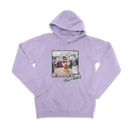 Famous Hoodie - Lavender
