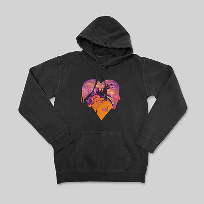 Can We Pretend That I'm Famous Hoodie - Black