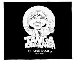 TANGA COVABANGA OMSLAG