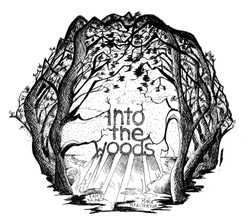 ILLUSTRATION INTO THE WOODS
