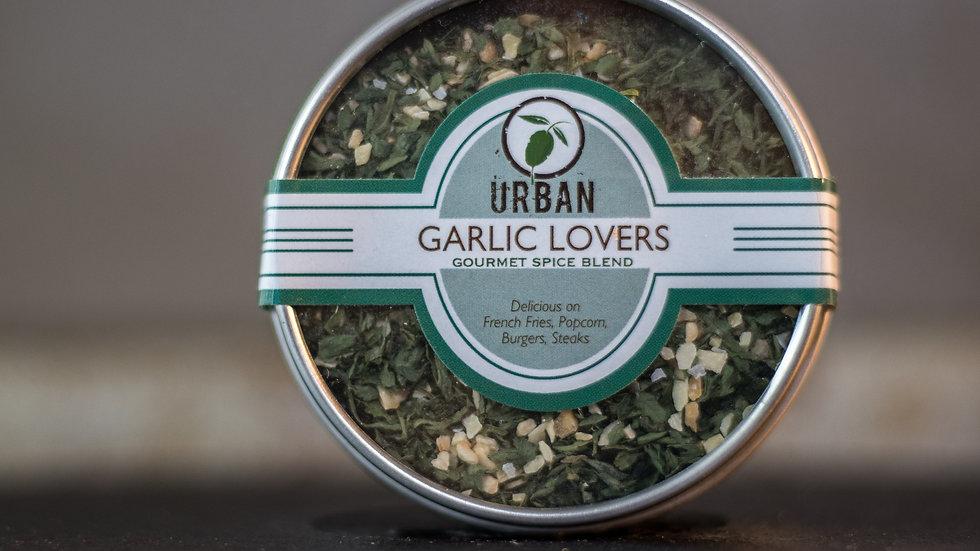 Garlic Lovers Gourmet Spice Blend