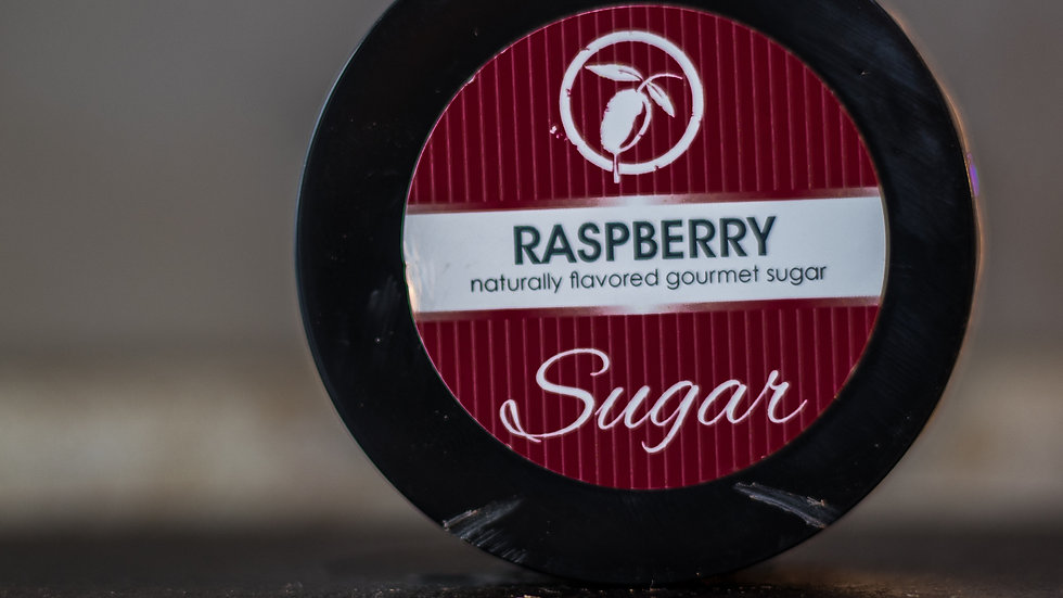 Raspberry Gourmet Sugar