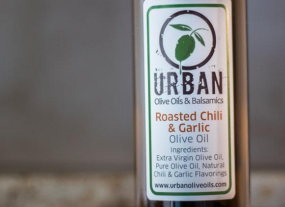 Roasted Chili & Garlic Olive Oil