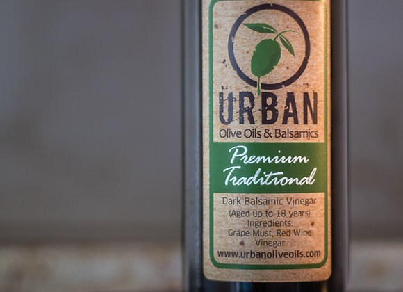 Premium Traditional Dark Balsamic Vinegar