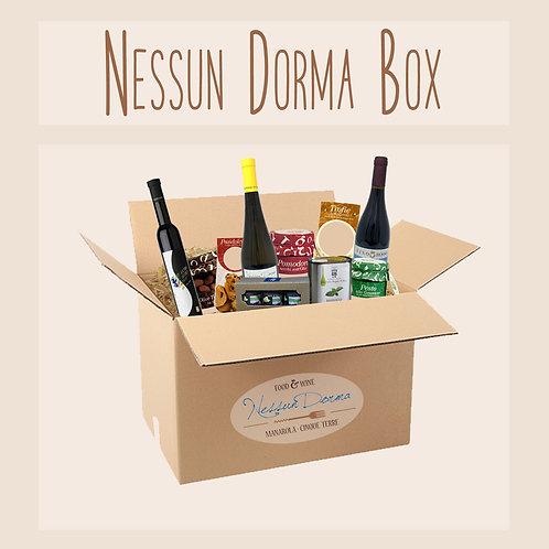 Nessun Dorma Memories Box