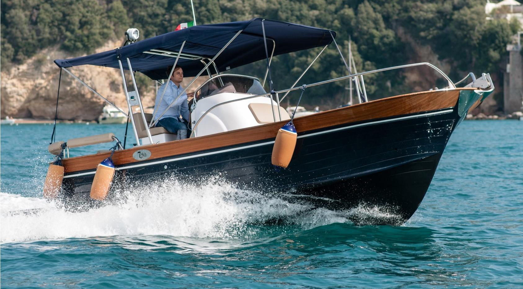 Sangiorgio boat