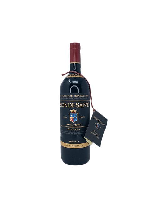 Biondi Santi - Brunello di Montalcino riserva 2012