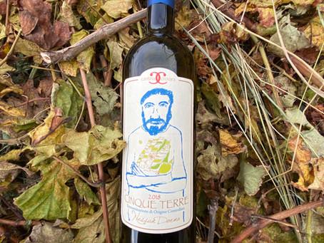 The Cinque Terre DOC wine Cantina Crovara - Nessun Dorma Special Edition