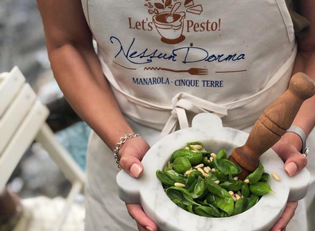 Let's Pesto (Online)!