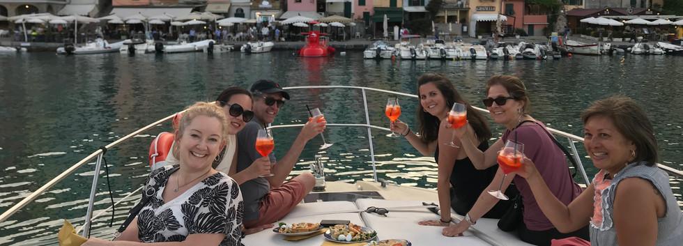 guests and Portovenere