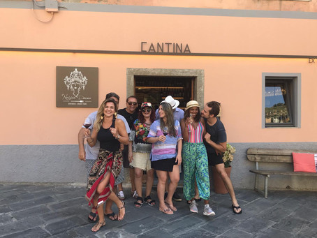 10 Reasons to attend the Wine Experience at the Nessun Dorma Cantina in Manarola
