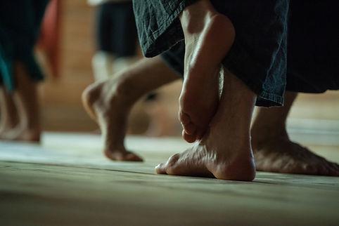 Ateliers corps, souffle, mouvement | Body Mind Centering | À Corps Libre | Nantes