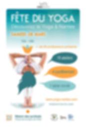 Fête du yoga à Nantes | Ateliers, conférences, table ronde | Plus de 20 professeurs présents