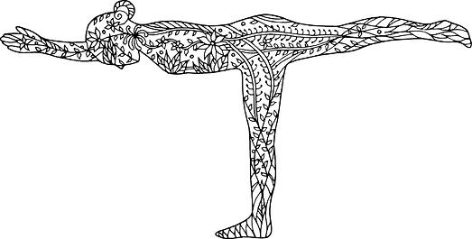 Atelier d'AnatomYoga, perfectionnement en yoga à Nantes, méthod  Blandine Calais-Germin BMC et Yoga selon Roger Clerc