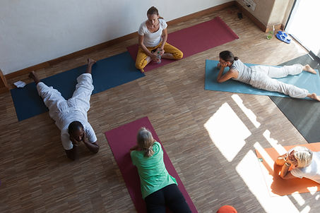 yoga de l'énergie yoga ayurveda nantes