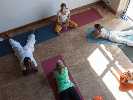 Le Yoga de l'énergie - Pédagogie