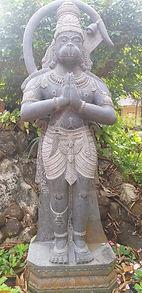 Hanuman, Ashram Sivananda, Voyage en Inde du sud, Yoga en Inde, Ayurvéda, Massages ayurvédiques, Kerala