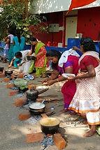 Fête traditionnelle indienne, voyage en Inde, Kerala, Yoga en Inde, Ayurveda, Massages ayurvédiques, Yoga
