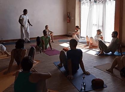 Découvrez le yoga de l'énergie