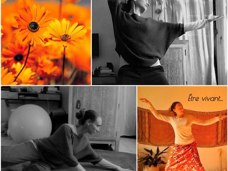 Essayer d'être en Yoga, essayer d'être vivant - Newsletter printemps 2021