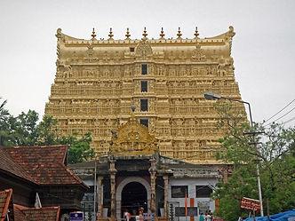 Temple de Trivandrum, Voyage en Inde du sud, Yoga en Inde, Ayurvéda, Massages ayurvédiques, Kerala