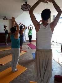 Yoga de l'énergie à Nantes