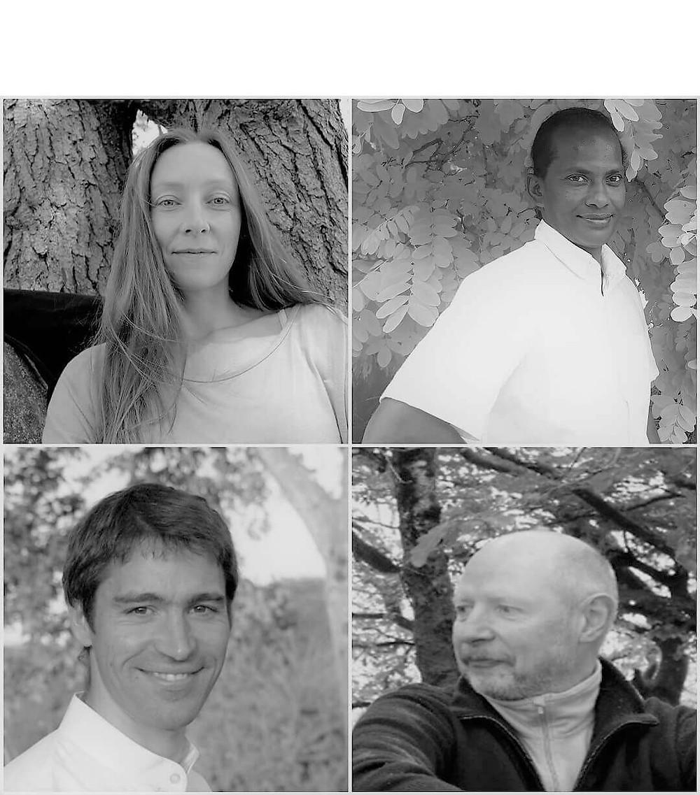 Les enseignants d'À Corps Libre | Yoga Nantes | À Corps Libre | Yoga de l'énergie |