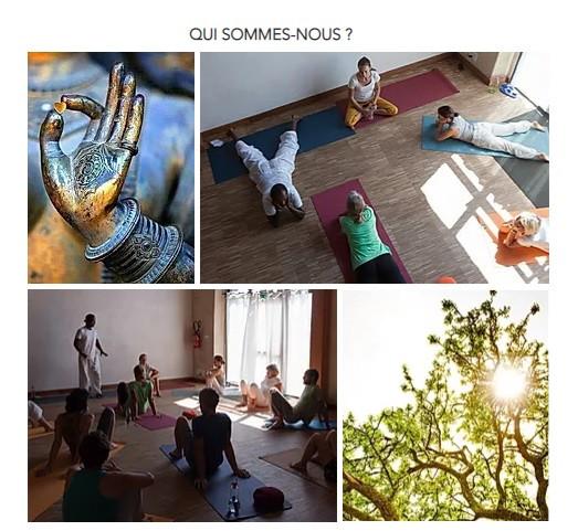 Qui nous sommes | À CORPS LIBRE | Yoga & Ayurvéda à Nantes