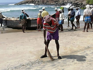 Pêcheurs de Kovalam, Voyage en Inde du sud, Ayurvéda, Massages ayurvédiques, Kerala
