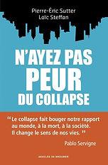 Livre de Pierre-Eric Sutter,psychologue, entrepreneur, président de l'OVAT depuis 2009,et Loic Steffan,enseignant à l'INU Champollion ALBI , co-fondateur du forum la Collapso Heureuseet co-directeur de l'Observatoire des vécus du collapse.
