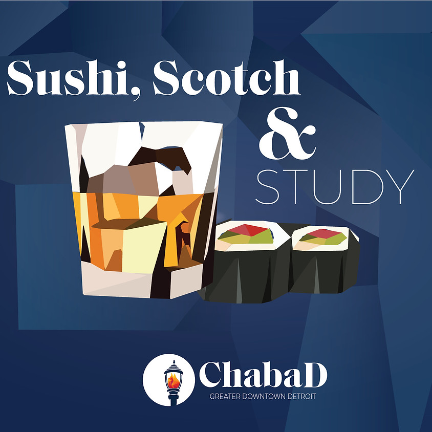 Sushi Scotch & Study