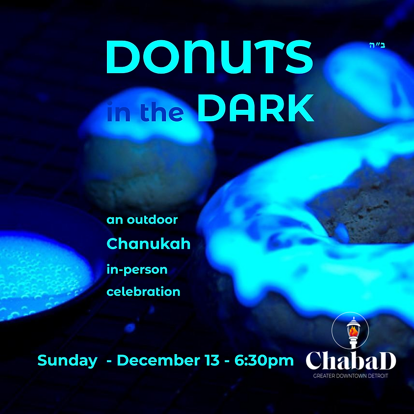 Donuts in the Dark