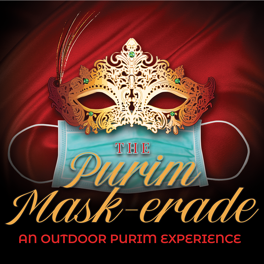 Purim Mask-erade