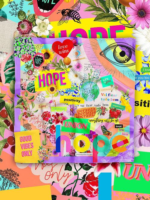 SCARF XL HOPE